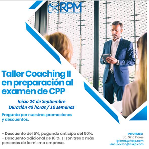 Coaching II CPP